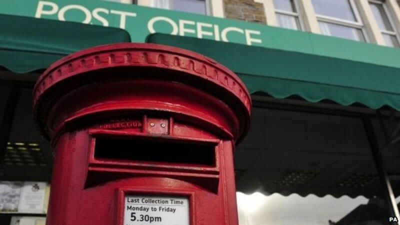 Post-Office-Franchisee