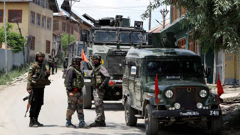 killed two terrorists in pulwama